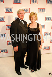 Rob Mead,Joy Mead,November 2,2012,USO Gala,Kyle Samperton