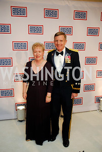 Paula Troy.Lt.Gen William Troy,November 2,2012,USO Gala,Kyle Samperton
