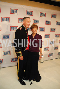 Gen.Joseph Dunford,Ellyn Dunford,November 2,2012,USO Gala,Kyle Samperton