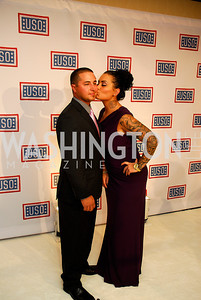 Phil Hansen,Rebekka Harriel,November 2,2012,USO Gala,Kyle Samperton
