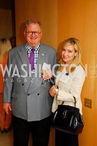 Charles Nau,Valerie Volpe,May 17,2012,Us Against Alzheimers' No Gala Gala,Kyle Samperton