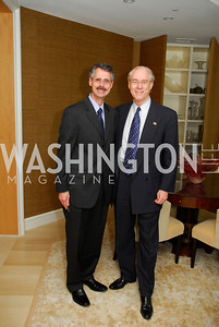 Howard Federoff,George Vradenburg,May 17,2012,Us Against Alzheimers' No Gala Gala,Kyle Samperton