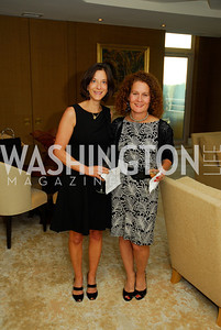 Jill Lesser,Sara Sachar,May 17,2012,Us Against Alzheimers' No Gala Gala,Kyle Samperton