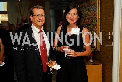 Larry Atkins,Angela Stewart,May 17,2012,Us Against Alzheimers' No Gala Gala,Kyle Samperton