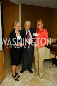 Irene Wertzel,Alan Wertzel,Nancy Zirkin,May 17,2012,Us Against Alzheimers' No Gala Gala,Kyle Samperton