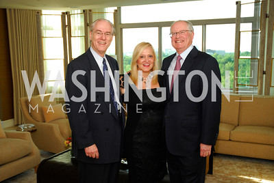 George Vradenburg,Trish Vradenburg,Harold Zirkin,May 17,2012,Us Against Alzheimers' No Gala Gala,Kyle Samperton