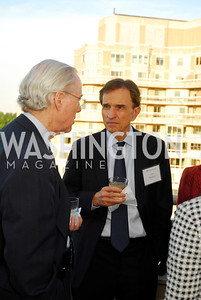 George Vradenburg,Joe Pepich,May 17,2012,Us Against Alzheimers' No Gala Gala,Kyle Samperton