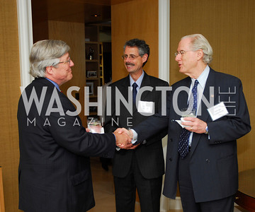 John Dwyer,Howard Federoff,George Vradenburg,May 17,2012,Us Against Alzheimers' No Gala Gala,Kyle Samperton