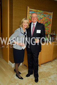 Lynda Webster,Harold Zirkin,May 17,2012,Us Against Alzheimers' No Gala Gala,Kyle Samperton
