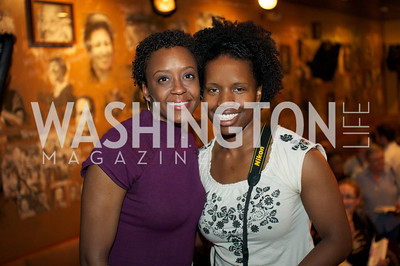 Allyson Criner Brown, Nzinga Tull.  Teaching for Change.  Busboys and Poets.