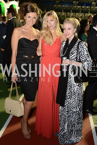 Jana Sedlakova, Alexa Holcombe, Tara Thompson,  Walk This Way Fashion Charity Event, Kastles Stadium at the Wharf, Photo by Ben Droz.