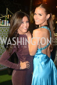 Rema Zadah, Victoria Pomeroy,  Walk This Way Fashion Charity Event, Kastles Stadium at the Wharf, Photo by Ben Droz.