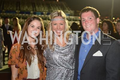 O'Neill Studios, Maggie O'Neill in center,  Walk This Way Fashion Charity Event, Kastles Stadium at the Wharf, Photo by Ben Droz.