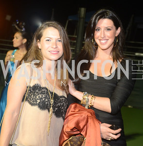 KOLTON J. Jewlery, founder Jenny Schretter on right  Walk This Way Fashion Charity Event, Kastles Stadium at the Wharf, Photo by Ben Droz.
