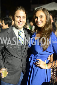 Jessop Fowler, Cassandra Pataky, Walk This Way Fashion Charity Event, Kastles Stadium at the Wharf, Photo by Ben Droz.