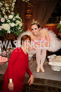 Susan Dornan,,December 9,2012,Washington Ballet Nutcracker Tea,Kyle Samperton