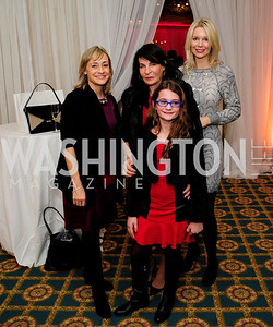 Catherine Ronan Karrels,Anna Trone,Shari Kapelina,December 9,2012,Washington Ballet Nutcracker Tea,Kyle Samperton