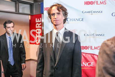 Jay Roach. Washington, DC premiere screening of the HBO Film GAME CHANGE with Julianne Moore‏. The Newseum. March 8, 2012.