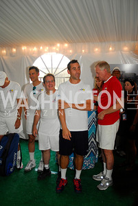 Bobby Reynolds, July 17,2012,Washington Kastles Charity Kick Off,Kyle Samperton