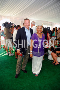 Matt Klim,Barbara Lang,July 17,2012,Washington Kastles Charity Kick Off,Kyle Samperton