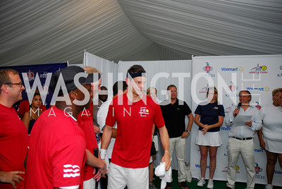 Hans Nichols, July 17,2012,Washington Kastles Charity Kick Off,Kyle Samperton