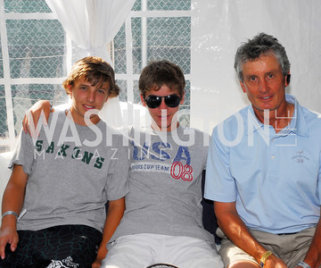 James Schenck,Seth McNair,Fred McNair,July 17,2012,Washington Kastles Charity Kick Off,Kyle Samperton