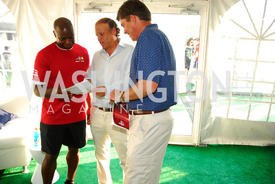 Darrel Green,,Mark Ein,Peter Davidson,July 17,2012,Washington Kastles Charity Kick Off,Kyle Samperton