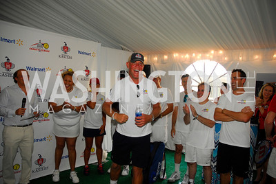 Murphy Jensen, July 17,2012,Washington Kastles Charity Kick Off,Kyle Samperton