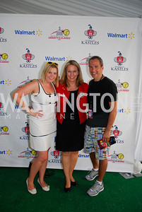 Nikki Schwab,Bonnie Carroll,Winston Lord,July 17,2012,Washington Kastles Charity Kick Off,Kyle Samperton