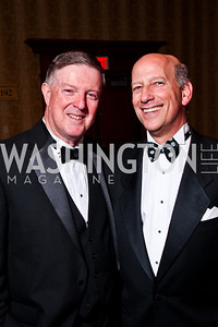 Doug Wheeler, Jay Hammer. WPAS Gala. Photo by Tony Powell. Marriott Wardman Park. April 21, 2012