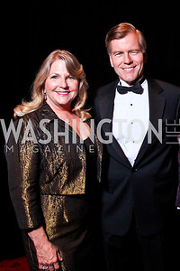 Governor of Virginia Bob McDonnell and Maureen McDonnell. WPAS Gala. Photo by Tony Powell. Marriott Wardman Park. April 21, 2012