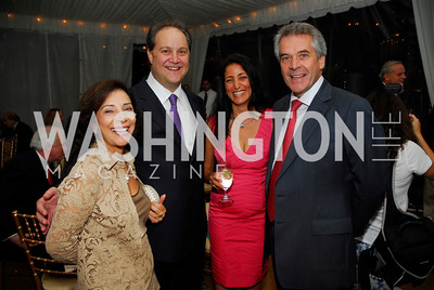 Lady Westmacott,Paul Carter,Rose Carter,Amb.Peter Westmacott,.September 8,2012, Welcome Back From Summer,Kyle Samperton