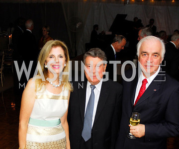 Jane Cafritz,Calvin Cafritz,Amb.Jan Matthysen,September 8,2012, Welcome Back From Summer,Kyle Samperton