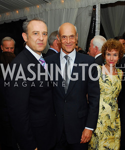 Amb.Arturo Sarukhan,Michael Chertoff,Meryl Chertoff,.September 8,2012, Welcome Back From Summer,Kyle Samperton