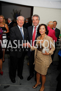 William McSweeny,Amb.Peter Westmacott,Lady Westmacott,September 8,2012, Welcome Back From Summer,Kyle Samperton
