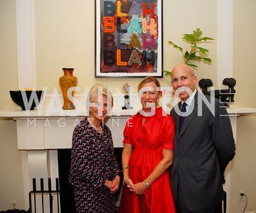 Jane Harman, Liz Smith,Douglas Smith.June 14,2012,Welcome Home Tony,Kyle Samperton