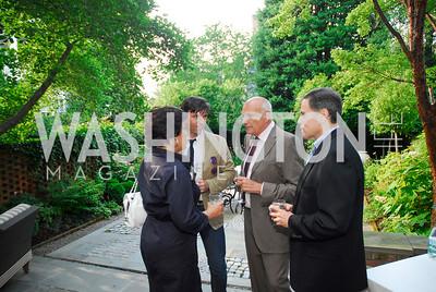 Debra Lee, Charles Mitchem,Michael Khan,Peter Rosenstein,June 14,2012,Welcome Home Tony,Kyle Samperton