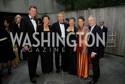 Alan Kelly,Carol Kelly,Joe O'Gorman,Boofie O'Gorman,Polly Jones,Terre  Jones,September 15,2012,Wolf Trap Gala,Kyle Samperton