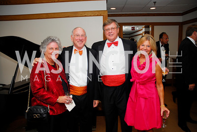 Bobbie Kilgore,Bill Kilgore,Jim Duffey,Deborah Duffey,September 15,2012,Wolf Trap Gala,Kyle Samperton