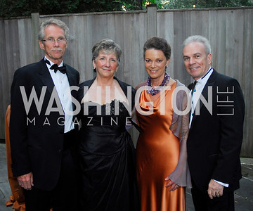 Joe O'Gorman,Boofie O'Gorman,Polly Jones,Terre  Jones,September 15,2012,Wolf Trap Gala,Kyle Samperton