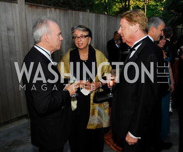 Terre Jones,Deanna Horton,Chase Rynd,September 15,2012,Wolf Trap Gala,Kyle Samperton