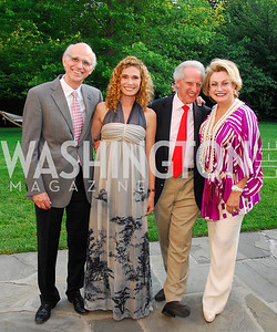 Mark Churchill,Leonor Mastretta,Benjamin Zander,Hilda Brillembourg,May 30,2012, YOA Orchestra of the Americas 10th Anniversary Gala,Kyle Samperton