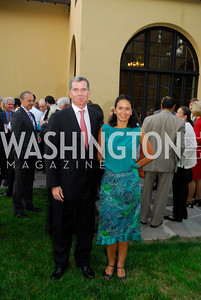 Amb.Felipe Bulnes,Monica Bulnes,May 30,2012, YOA Orchestra of the Americas 10th Anniversary Gala,Kyle Samperton