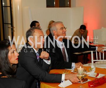 Veronica Sarukhan,Amb.Arturo Sarukhan,Amb.Rachad Bouhal,May 30,2012, YOA Orchestra of the Americas 10th Anniversary Gala,Kyle Samperton