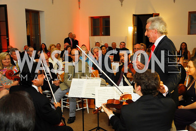 Benjamin Zander,May 30,2012, YOA Orchestra of the Americas 10th Anniversary Gala,Kyle Samperton