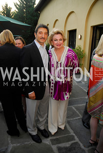 Sal Levinas,Hilda Brillembourg,,May 30,2012, YOA Orchestra of the Americas 10th Anniversary Gala,Kyle Samperton