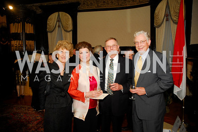 Dorothy Woodcock,Lily Hood Gunn,Lee Gunn,Ken Woodcock,,March 20,2012,Young  Concert Artists Gala Dinner At The Embassy Of Indonesia,Kyle Samperton