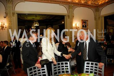 Calvin Cafritz,Jane Cafritz,Didi Cutler,Milton Corn,Walter Cutler,,March 20,2012,Young  Concert Artists Gala Dinner At The Embassy Of Indonesia,Kyle Samperton