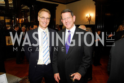 Jim Beller,Christopher Wolf,March 20,2012,Young  Concert Artists Gala Dinner At The Embassy Of Indonesia,Kyle Samperton