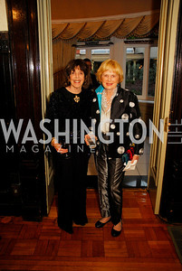 Didi Cutler,Pam Peabody,March 20,2012,Young  Concert Artists Gala Dinner At The Embassy Of Indonesia,Kyle Samperton